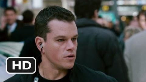 The Bourne Ultimatum (2 9) Movie CLIP - Ross and Waterloo (2007) HD