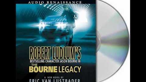The Bourne Legacy by Eric Van Lustbader--Audiobook Excerpt