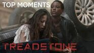 Treadstone Top Moments Season 1 Episode 3 Tara Escapes With Jang-Mi on USA Network