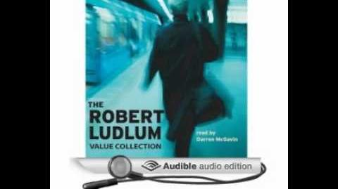 Audio Book Review The Robert Ludlum Value Collection The Bourne Identity, The Bourne Supremacy,...