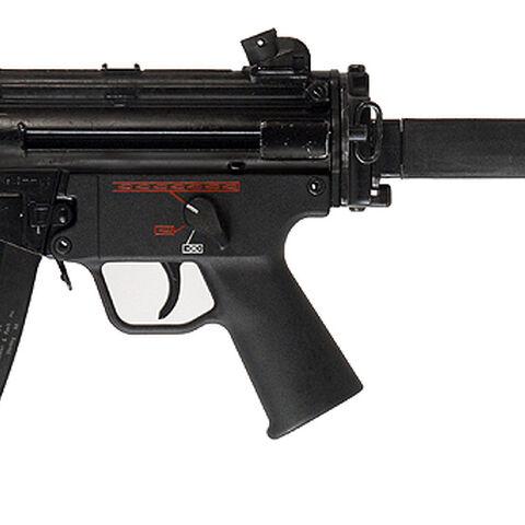Heckler & Koch MP5K-PDW - 9x19mm