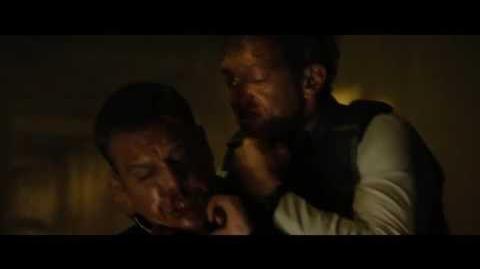 Jason Bourne - Final Fight Scene - Matt Damon vs. Vincent Cassel (Reupload)