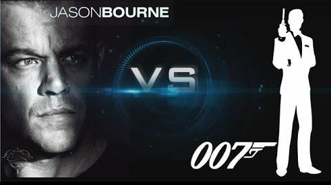 BOURNE vs BOND Ultimate Fan Trailer HD
