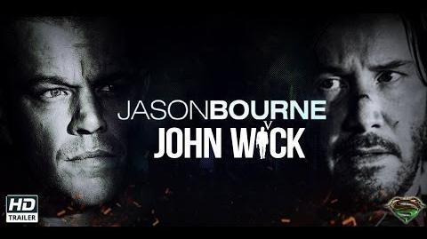 Bourne v Wick Red Band Trailer Fan-Made HD