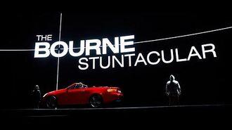 Sneak Peek of The Bourne Stuntacular Universal Studios Florida