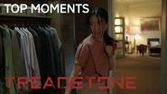 Treadstone Top Moments Season 1 Episode 1 SoYun Fights Kwon on USA Network