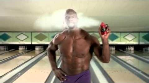 Old Spice Bowling Commercial - December 2012