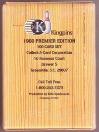 Kingpins 1990 Premier PBA Tour