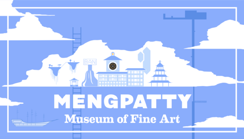 Mengpatty Museum of Fine Art | Bowlingotter Show Minecraft