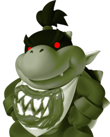 Dark Slime Bowser Jr Bowser Double 7 Wiki Fandom