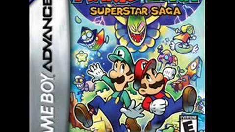 Mario and Luigi Superstar Saga Music - The Final Battle