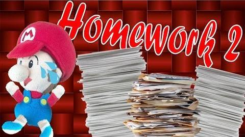 Baby Mario's Homework 2