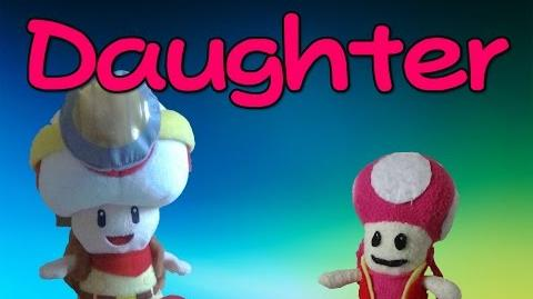 Captain Toad's Daughter
