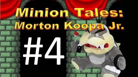 Minion Tales Morton Koopa Jr