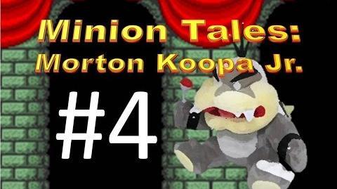Minion Tales Morton Koopa Jr