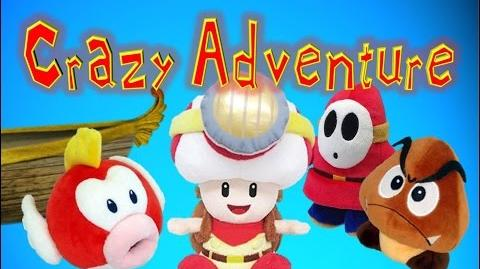 Captain Toad's Crazy Adventure