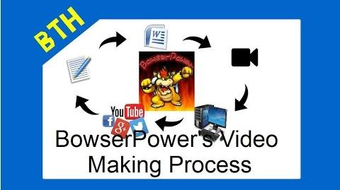 BowserPower's Video Making Process (OUTDATED)