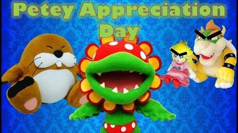 Petey Appreciation Day