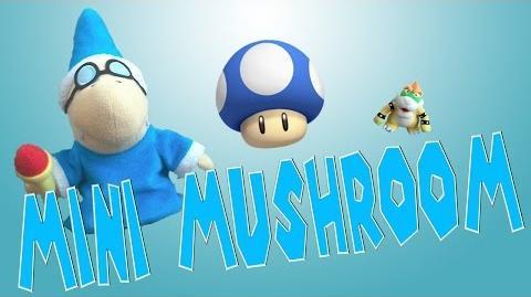 Bowser's Mini Mushroom