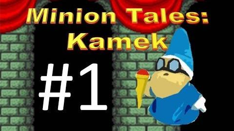 Minion Tales Kamek