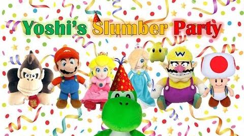 Yoshi's Slumber Party