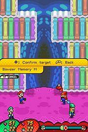 Bowser Memory ML (in battle)
