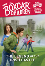 The Legend of the Irish Castle Cover
