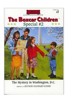 Boxcar Children Mystery in Washington Dc