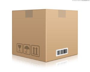 Cardboard-box-icon