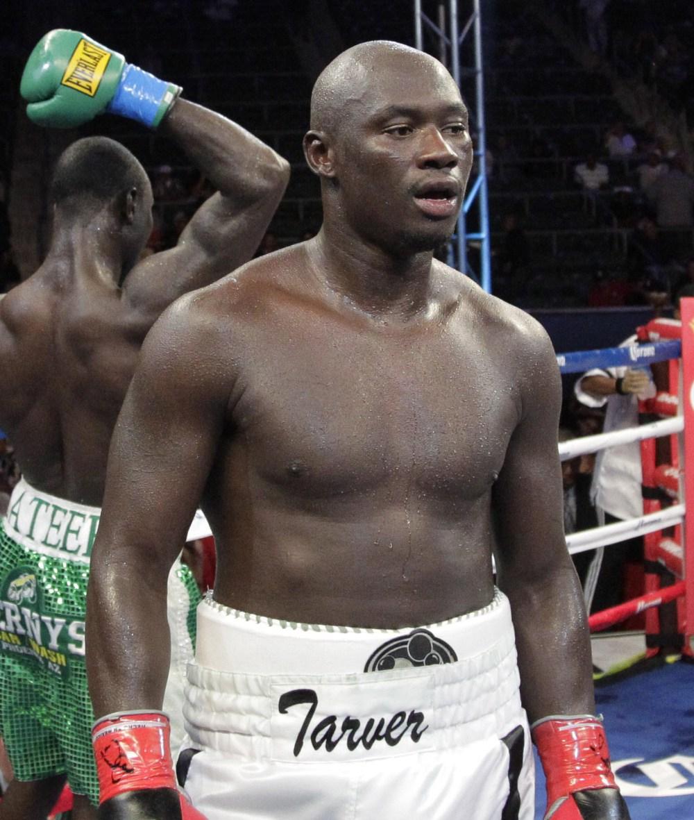 Antonio Tarver | Boxing Wiki | Fandom