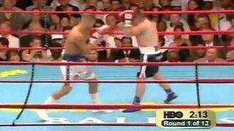Arturo Gatti vs Leonard Dorin 2004 07 24