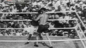 Jack Dempsey vs Jess Willard (1919)