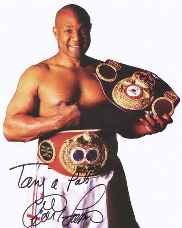 George Foreman Boxing Wiki Fandom