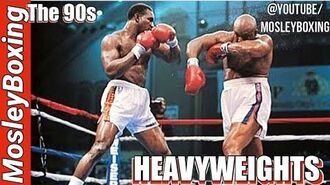 Evander HOLYFIELD vs George FOREMAN - FULL FIGHT