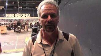 John J. Raspanti discusses Andre Ward's victory over Sullivan Barrera
