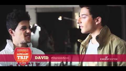 A solas con David Auryn - Energy Road Trip by Auryn