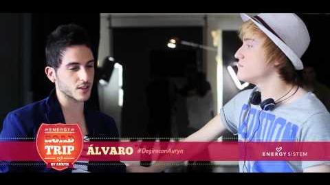 A solas con Alvaro Auryn - Energy Road Trip by Auryn