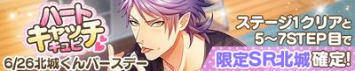 Heart Catch Cupid Kitashiro's birthday