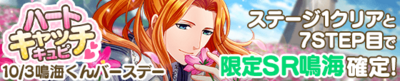 Heart Catch Cupid Narumi-kun's Birthday