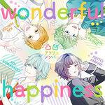 Wonderful happiness icon