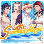 Summer magic icon