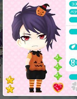 Halloweenstyletokimune preview