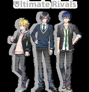 Ultimate rivals unit