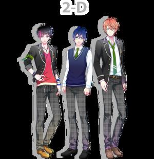 2-d unit