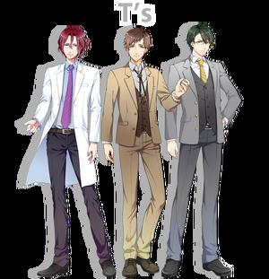 Ts unit