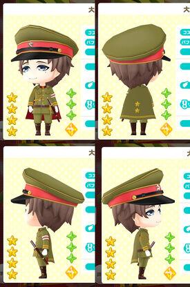 Taishoromangaku gamemodel