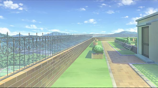 Fujishiro rooftop day