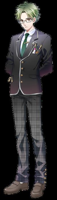 Moribe Kuniharu 1