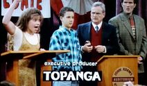 Executive Producer Topanga