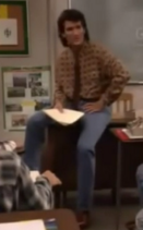 Mr. Turner in 1994